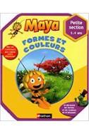 Maya l'abeille - Formes et couleurs - 3/4 ans