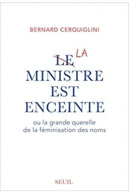 Le Ministre est enceinte