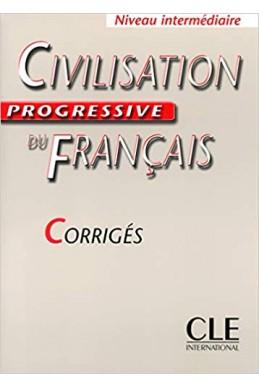 Civilisation progressive du français - Niveau intermédiaire - Corrigés