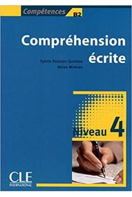Compréhension écrite 4 - Niveau B2