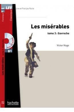 Les Misérables, Tome 3 (Gavroche) + CD MP3