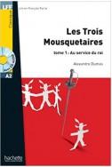 Les trois mousquetaires : 1 CD Audio MP3 (1CD audio)