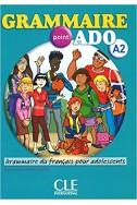 Grammaire point ado - Niveau A2 - Livre + CD