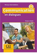 Communication en dialogues - Niveau intermédiaire (A2/B1) - Livre + CD
