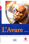 L'Avare + CD audio: Niveau 3