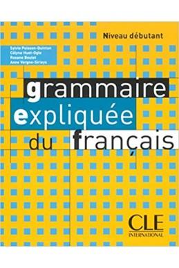 Grammaire expliquée du français (Débutant)