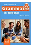 Grammaire en dialogues : Niveau grand débutant A1 (1CD audio)
