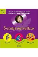 3 contes merveilleux: La princesse et le crapaud, Le bal des elfes, Peau d'Âne