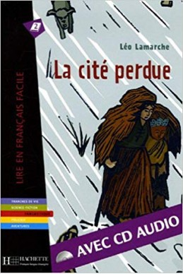 La cité perdue (1CD audio)