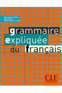 Grammaire expliquée du français - Niveau intermédiaire - Livre