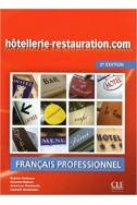 Hôtellerie-restauration.com - Livre de l'élève + DVD Rom -2ème édition DVD-Rom