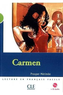 Carmen + CD audio: Niveau 2