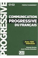 Communication progressive du français - Niveau perfectionnement - Livre + CD - Nouveauté