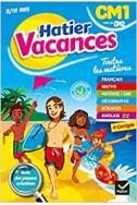 Cahier de vacances - CM1 - CM2 9 - 10 ans