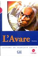 L'Avare + CD audio: Niveau 3