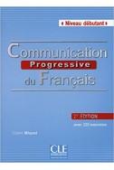 Communication progressive du français - Niveau débutant - Livre + CD