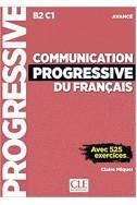 Communication progressive du français - Niveau avancé - Livre + CD
