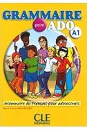 Grammaire point ado - Niveau A1 - Livre + CD