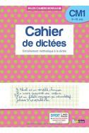 Cahier de dictées CM1