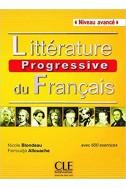Littérature progressive du français - Niveau avancé