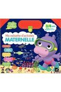 Ma valisette d'activités Maternelle 3/4 ans Petite section/moyenne section