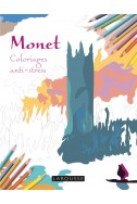 Monet Coloriages anti-stress