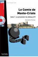 Le Comte de Monte-Cristo ; tome 1 + CD Audio MP3