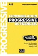 Communication progressive du français - Niveau débutant complet - Livre + CD + Livre-web