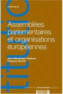 Assemblees parlementaires et organisations europeennes