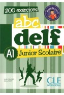 ABC DELF A1 junior scolaire livre + CD audio + corriges
