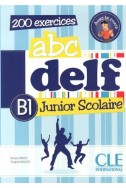 ABC DELF B1 junior scolaire livre + CD audio + corriges