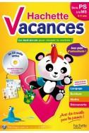 Hachette Vacances - de PS à MS 3/4 ans