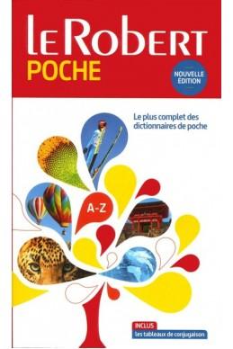 Dictionnaire Le Robert de poche 2017