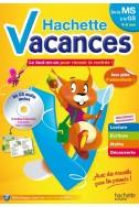 Hachette Vacances - de MS à GS 4/5 ans